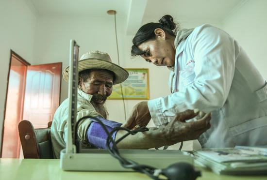 'Guardian angel': story of a village doctor in China's Tibet