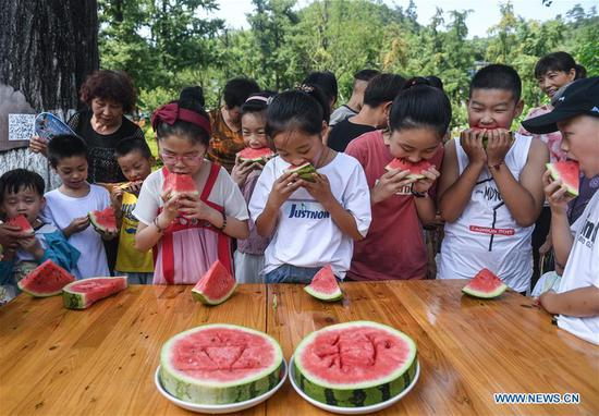 'Liqiu' marked in China's Zhejiang