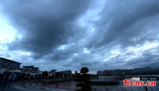 China braces for Typhoon Lekima