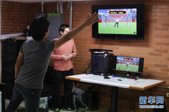 Mexican researchers uses VR game for neurological rehabilitation