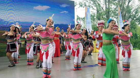 'Yunnan Day' observed at Beijing Horticultural Expo