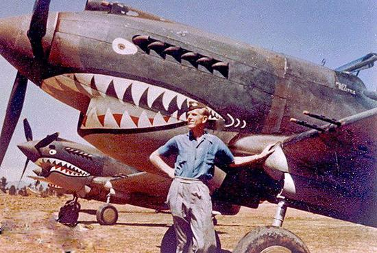 U.S. 'Flying Tigers' families cherish lasting bond with China