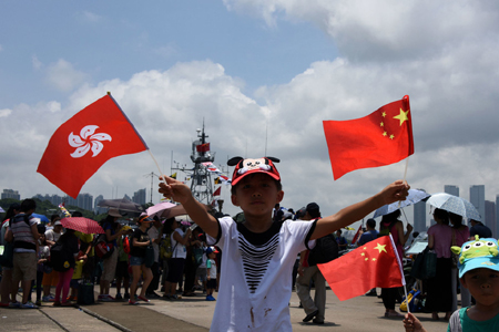 U.S. Navy port calls canceled in Hong Kong