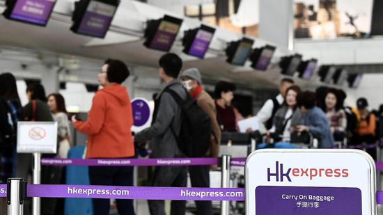 CAAC vows safe travels after protesters disrupt HK airport operations