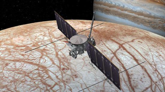 NASA confirms mission to Jupiter's icy moon