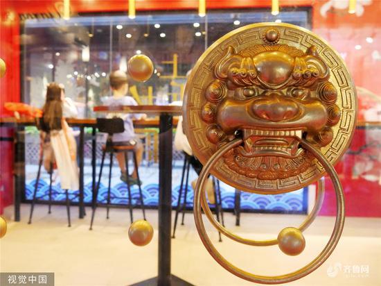 Pop-up McDonald's featuring Forbidden City opens in Guangzhou