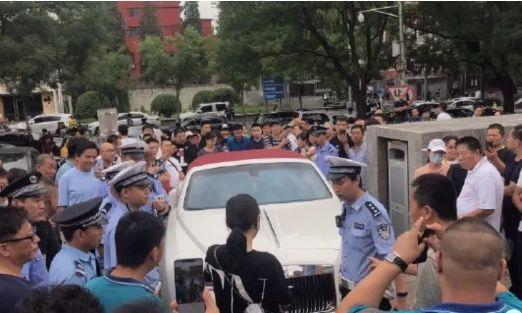 Detained Rolls-Royce driver accused of more crimes