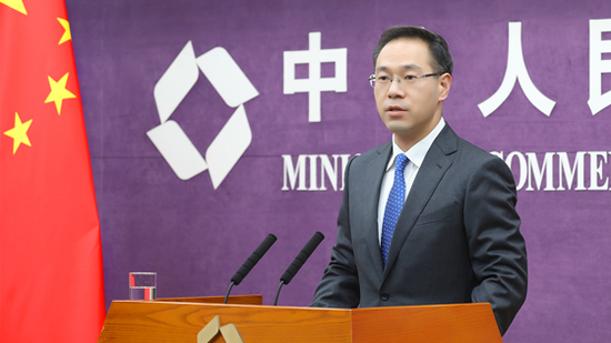 MOFCOM: China would resolutely take countermeasures if new tariffs imposed