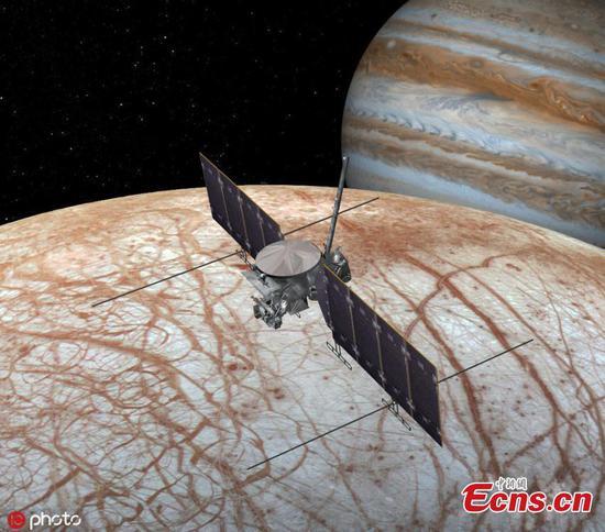 美国宇航局继续推进欧罗巴快船任务