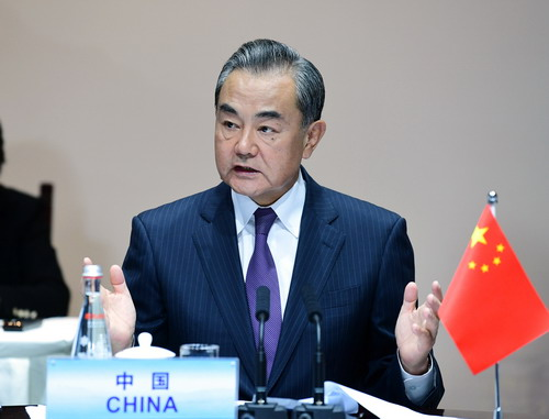 China calls for objective, fair position on Hong Kong situation