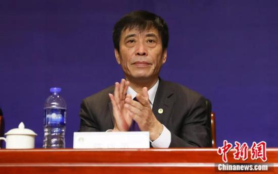 Chen Xuyuan elected new president of Chinese Football Association