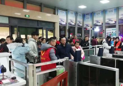 40 cities in Yangtze River Delta to adopt face recognition to board trains