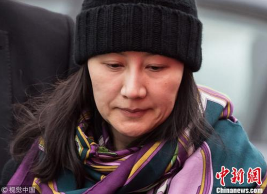Chinese Embassy in Ottawa urges U.S., Canada to release Huawei CFO