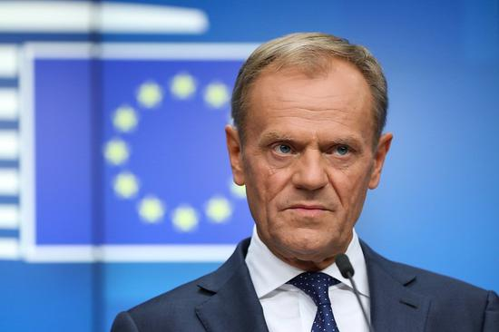 Trade deals and reform of WTO are better than trade wars, says EU's Tusk