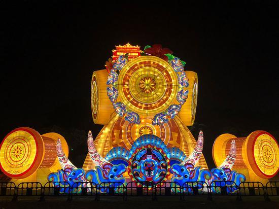 广西最大的花灯展将于九月举行