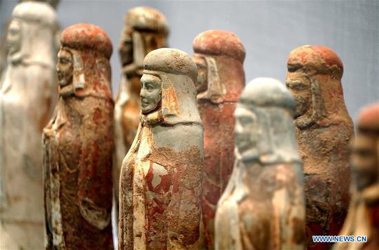 Highlights of exhibition on major archaeological discoveries, research achievements in Henan
