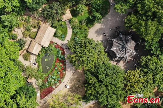 Elegant and classical - Humble Administrator's Garden in Suzhou