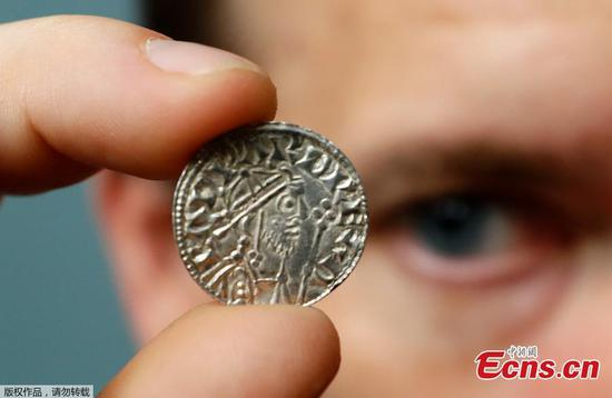 Major hoard of Norman coins are early example of tax avoidance