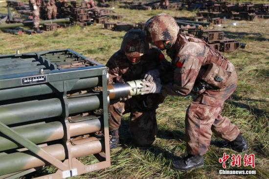 China to dispatch 1,600 troops for military drills in Russia