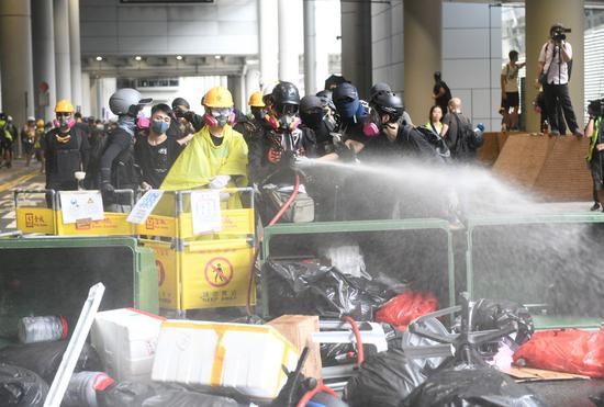 Sabotaging rail networks in Hong Kong unacceptable: transport secretary