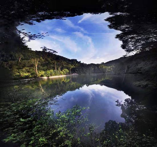 Chongqing's Beibei district has more than hot springs