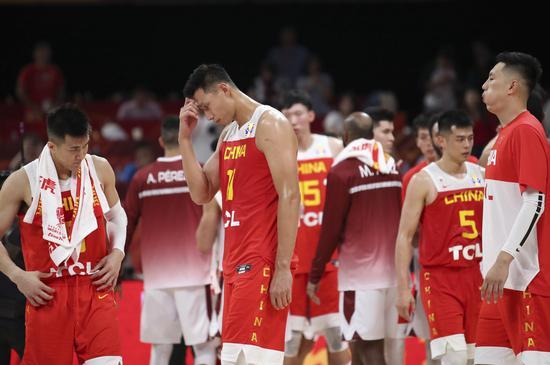 委内瑞拉战败后,中国错过了FIBA世界杯第二轮比赛