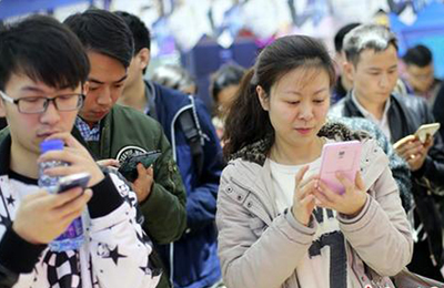 Most Chinese internet users have basic education, low income