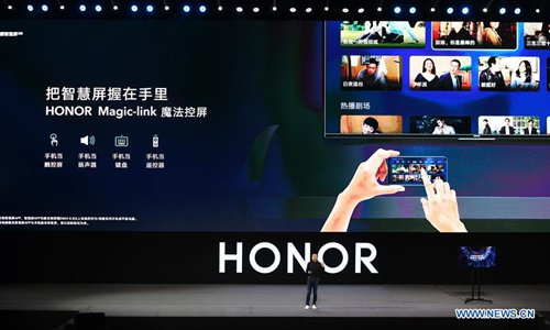 Huawei to launch first HarmonyOS-equipped smartphone