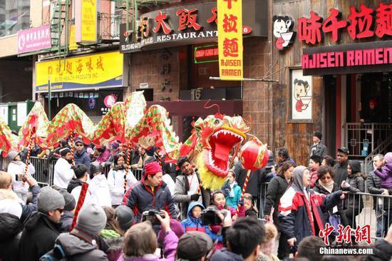 Gala in NYC Chinese community celebrates China's National Day