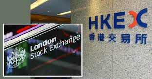 HKEX offers to buy LSE for $36.6 bln