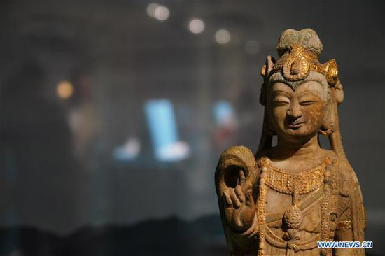 Exhibition themed 'Everlasting Like the Heavens' held in Beijing