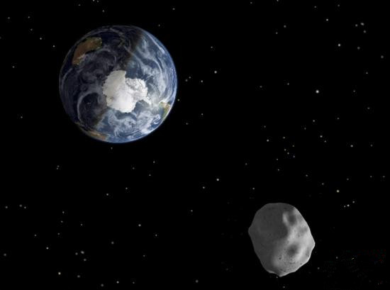 Two asteroids to fly safely past Earth: NASA