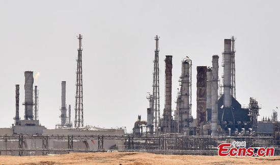Drones hit Saudi Aramco plants, disrupting oil flow