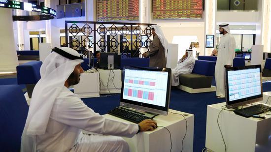 Saudi, Gulf battle market jitters after oil plant attacks