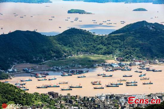 Ningbo starts new round of fishing season
