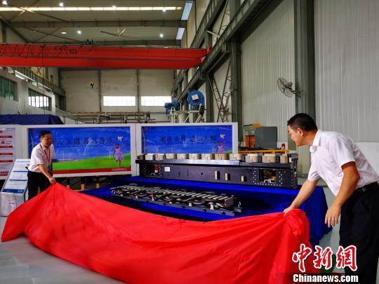 Key components of China's 600 kph maglev train unveiled
