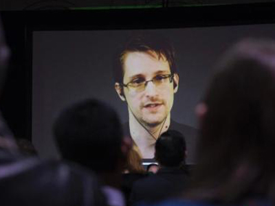 U.S. Justice Department sues Snowden over violation of non-disclosure agreements