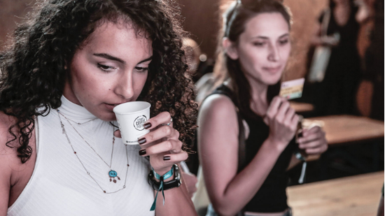 Istanbul coffee festival shows new world trends
