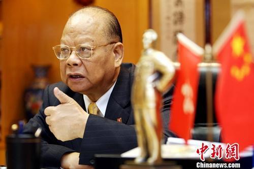 Patriotic HK tycoon Tsang Hin-chi dies at 85