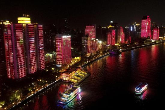 Amazing China: Cities light up for National Day celebration