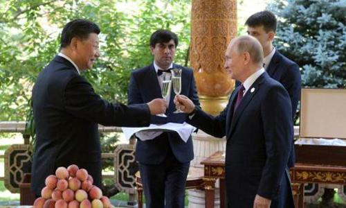 Leaders' friendship helps boost relations worldwide