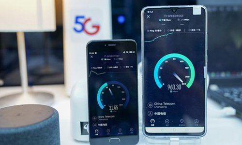 Nearly 10m Chinese customers book 5G network services with three major carriers
