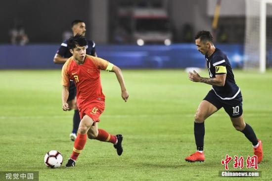 China smash Guam 7-0 at World Cup qualifier