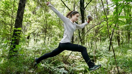 'Post-90s' orienteering girl ready for debut at Military World Games