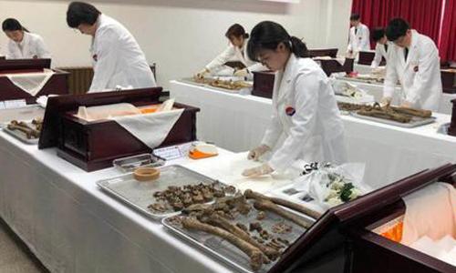 China establishes DNA database to help identify Korean War martyrs