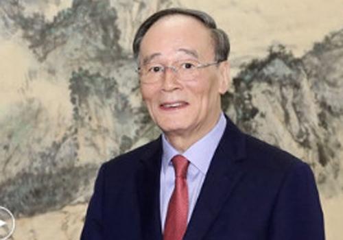 Xi's special envoy Wang Qishan to visit Indonesia, Japan