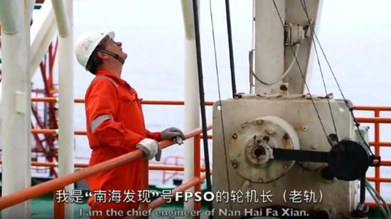 (China and I) Italian chief engineer's bond with China