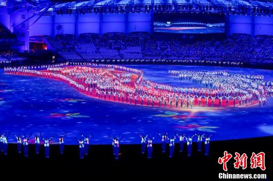 President Xi announces opening of 7th CISM Military World Games