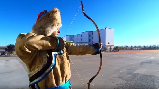 (China and I) Becoming Inner Mongolia's archery champion