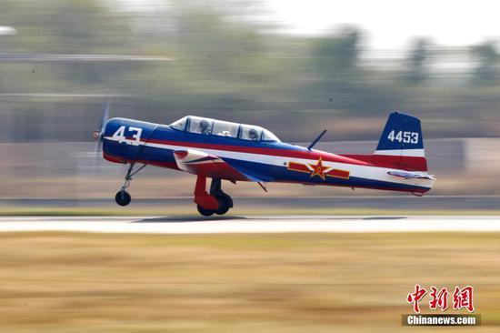 Chinese pick up gold in aeronautical pentathlon